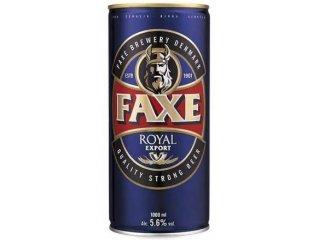 Пиво Faxe Royal Export 1л